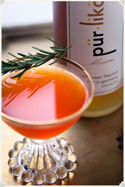apparent sour - cocktail inspired by pür•spirits
